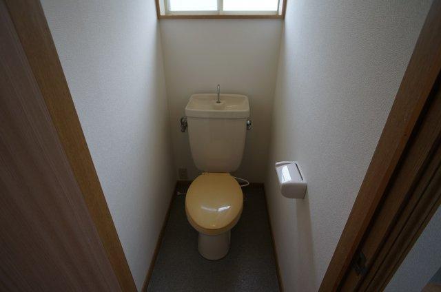 【トイレ】メールハイツ万代