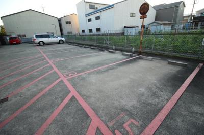 【駐車場】ランベール ハイツ