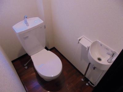 【トイレ】駒川5丁目一斗2階店舗