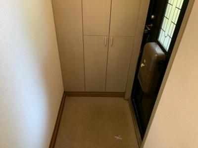 【玄関】シャルマンF