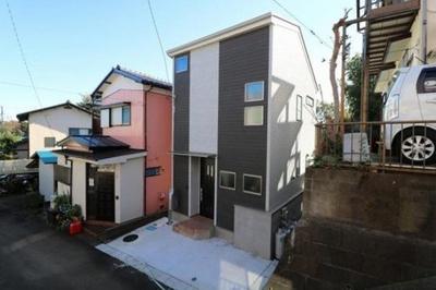 【外観】土地付戸建 藤沢市高倉
