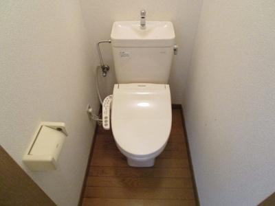 【トイレ】ジョイフル上高田