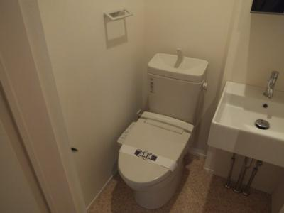 【トイレ】東中野テラス