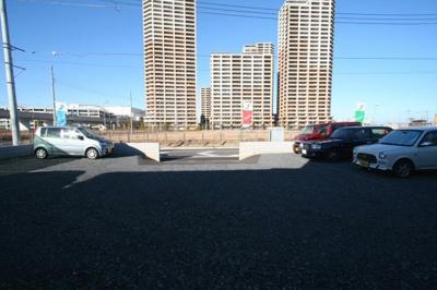【外観】根本駐車場