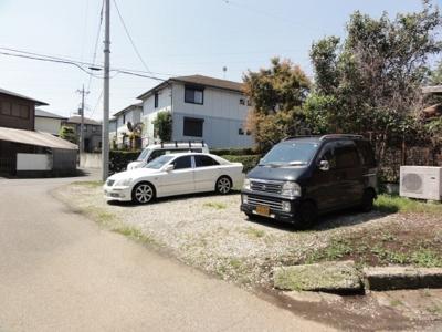 【外観】33:若柴32駐車場