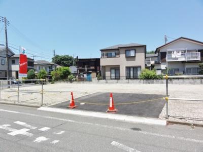 【外観】45:小竹医院駐車場