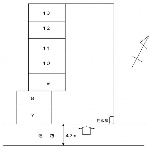 32:恵(Kei)駐車場