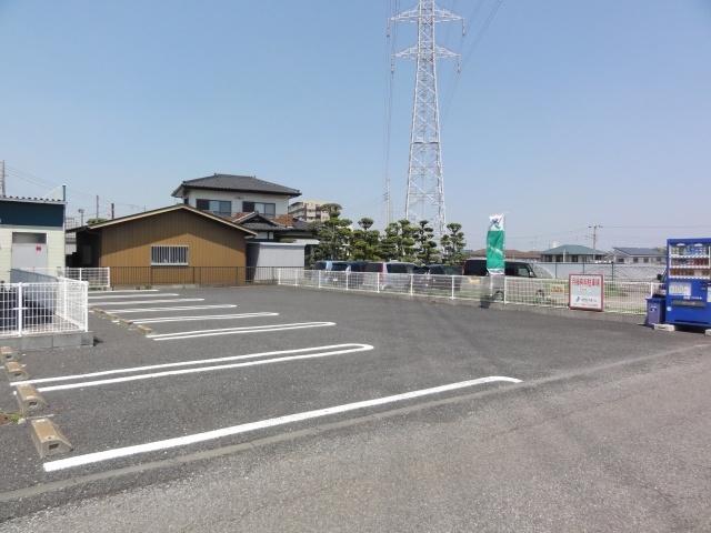 【外観】32:恵(Kei)駐車場
