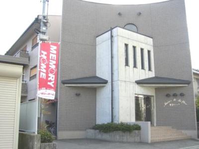【外観】メゾン・ド・ラフィーネ