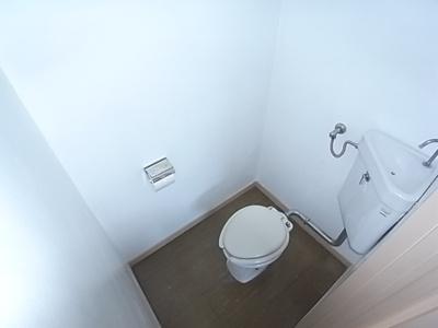 【トイレ】新堂マンション