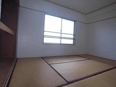 【和室】新堂マンション