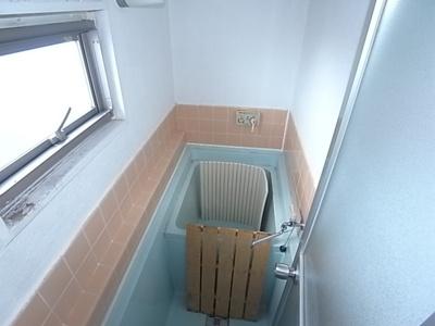 【浴室】新堂マンション