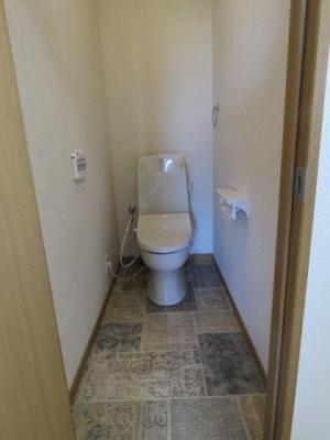 【トイレ】ヴィラミールB