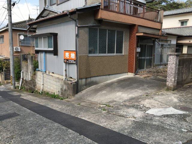 【外観】常磐湯本町 売土地