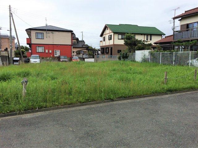 【外観】北茨城市中郷町 売土地