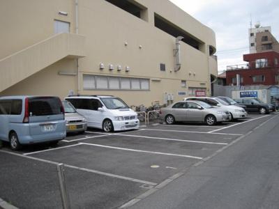 【外観】コモディイイダ月極駐車場