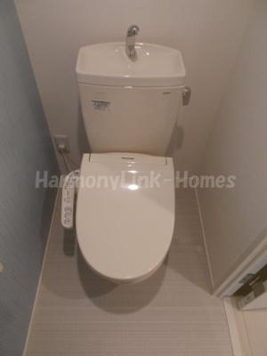 stage北新宿Ⅱの清潔感のあるトイレです☆