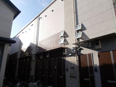 stage北新宿Ⅱの外はこのようになっています☆