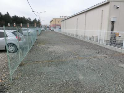 【外観】中道第1駐車場