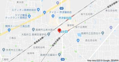 【地図】マンション和光