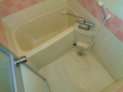 【浴室】ロイヤルハイツ北田辺