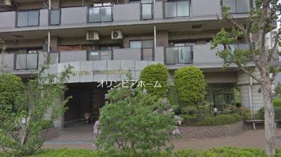 【外観】ライオンズマンション木場公園第2 平成9年築 リ フォーム済