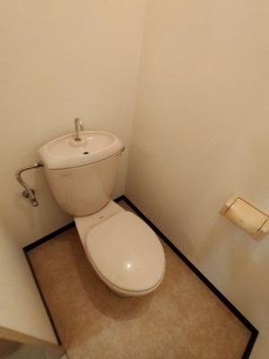【トイレ】セントラルハイツ