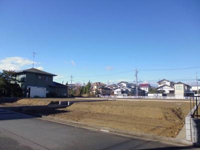 【外観】津市白塚町 全4区画D号地