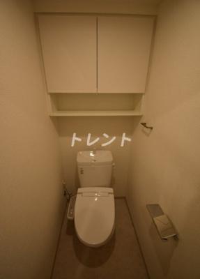 【トイレ】アジールコート芝公園
