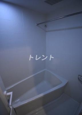 【浴室】アジールコート芝公園