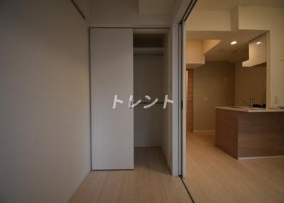 【洋室】アジールコート芝公園