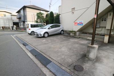 【駐車場】グリーンハイツイワイ