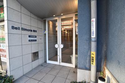 【エントランス】ベルシモンズ桜川