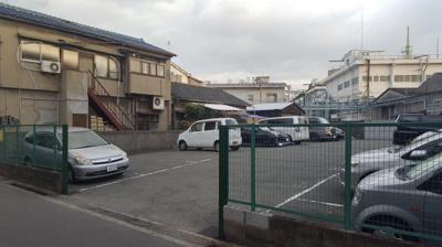 【外観】千成町後藤駐車場