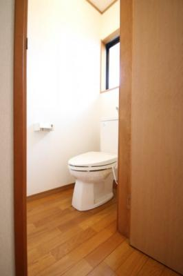 【トイレ】清末千房2丁目H連棟貸家A