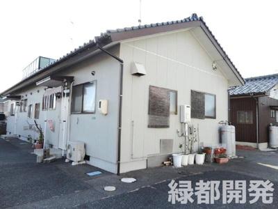 【外観】清末千房2丁目H連棟貸家A