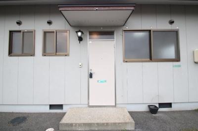 【エントランス】清末千房2丁目H連棟貸家A
