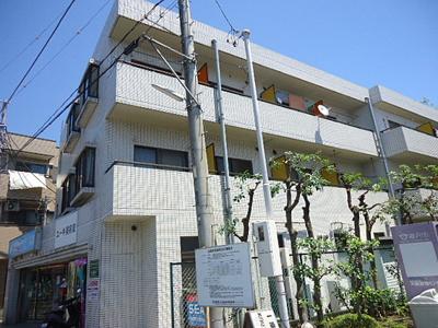 【外観】ライフハウスナカムラ 貸店舗・事務所