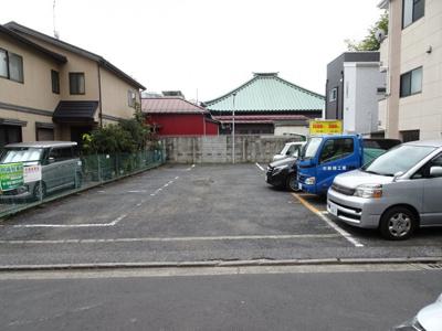 圓光寺第2駐車場