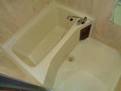 【浴室】リュスティ北田辺