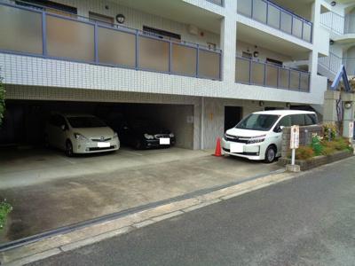 【駐車場】コスモ東住吉中野