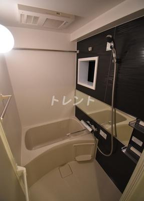 【浴室】エクセローザ芝公園