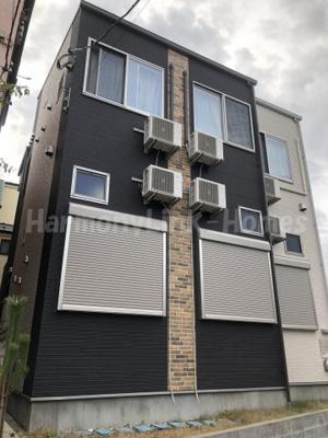 ラ・メゾンアイリス88高円寺南の建物外観を気になさる方へ、見た目の良い物件です②☆