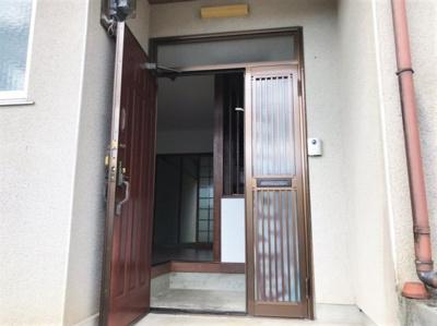 【玄関】京丹波町下山茨堂