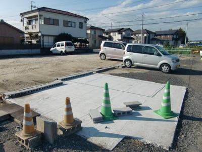 【外観】東坂戸光駐車場