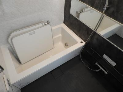 【浴室】大阪福島タワー