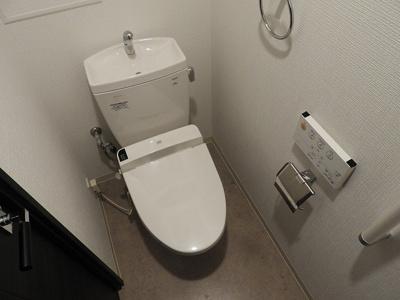 【トイレ】大阪福島タワー