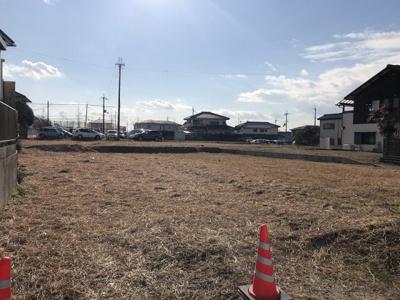 【外観】社5区画分譲地 1号地