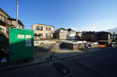 【外観】保土ヶ谷区新桜ヶ丘1丁目 新築戸建て【成約】