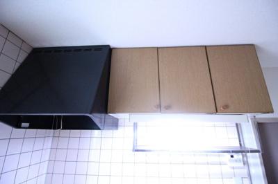 ★キッチン上部棚★